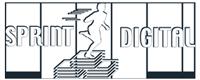 Sprint Digital Logo
